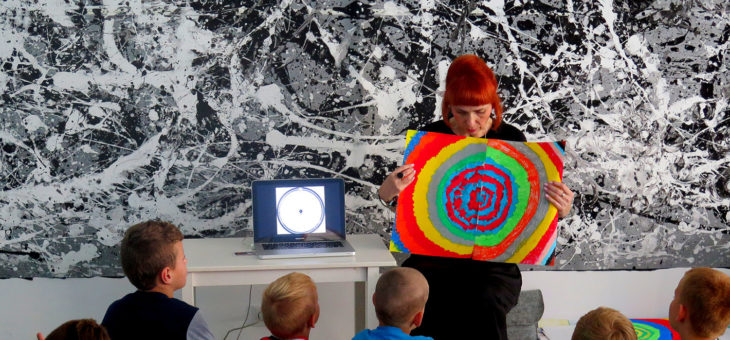 FUTURE ARTIST. DZIWNY PEJZAŻ I NIERUCHOME MANEKINYGaleria Ściana Sztuki Dzieckawstęp wolny