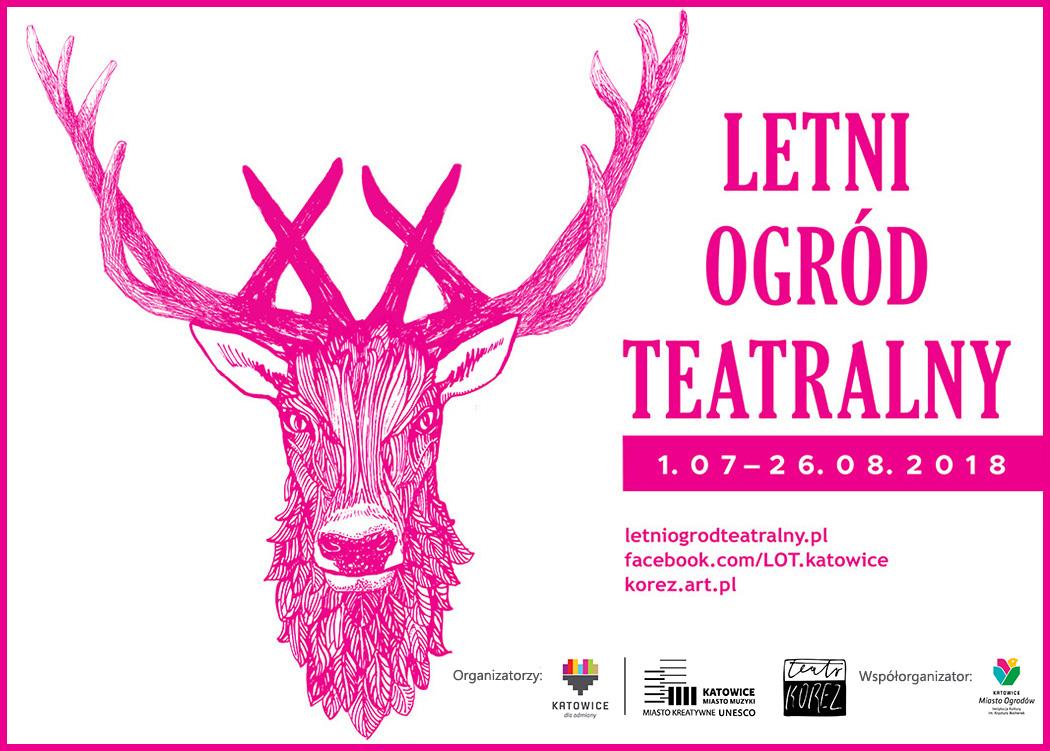 Letni Ogród Teatralny 2018