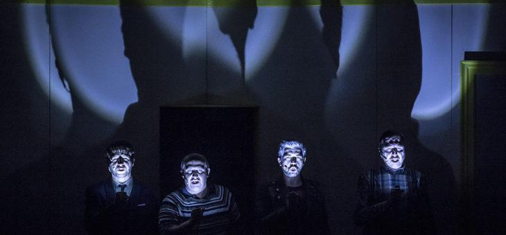 MĘSKIE D'RAMY CZYLI MIĘDZY TESTOSTERONEM A REUMATYZMEM, Teatr Palladium, Warszawa