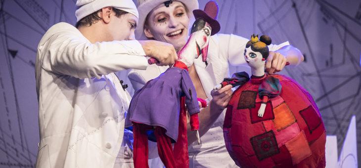 KRAWIEC NITECZKA, Śląski Teatr Lalki i Aktora Ateneum, Katowice