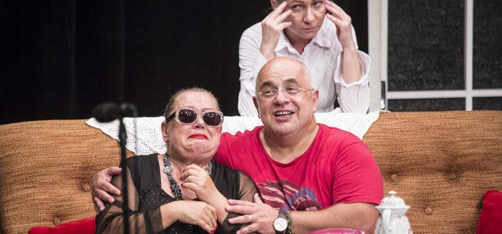 Mrożona papuga, Teatr Korez